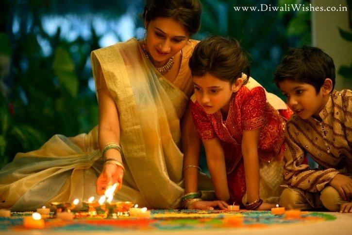 Deepavali Celebration Images