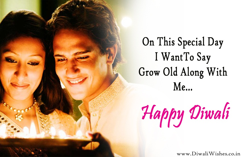 Diwali Wishes For Lover, Girlfriend, Wife, Husband, Boyfriend Love Quotes