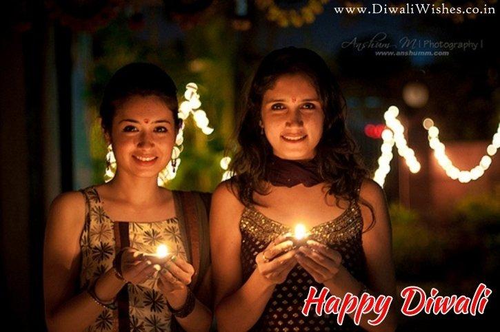Diwali Celebration Images