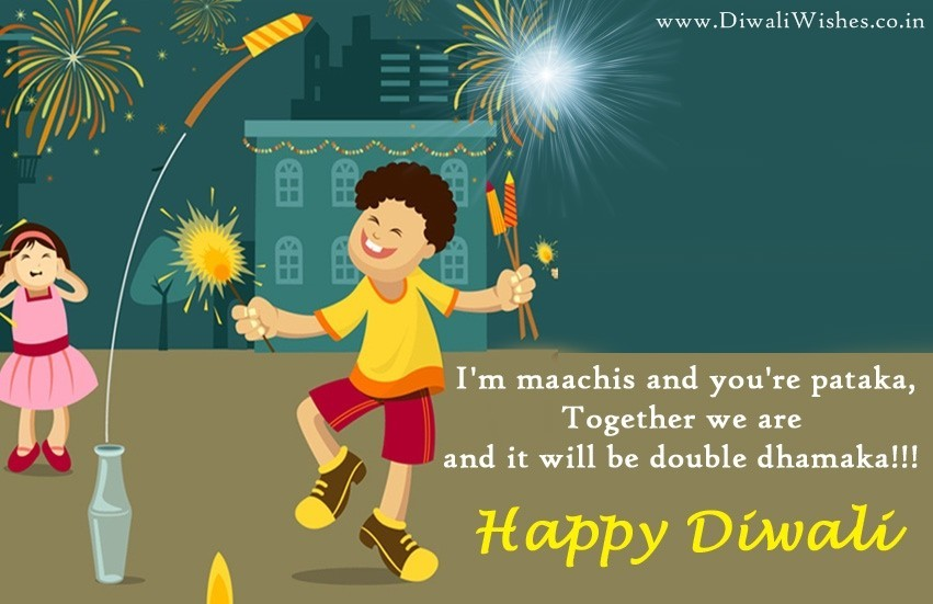 Funny Diwali Quotes Images, Wishes, Jokes Msg