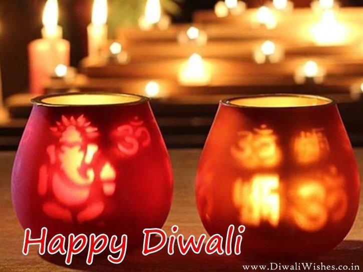 Deepavali Lamp Images