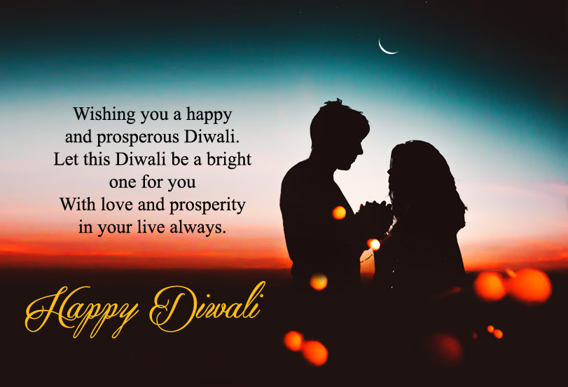 Happy Diwali Love Messages