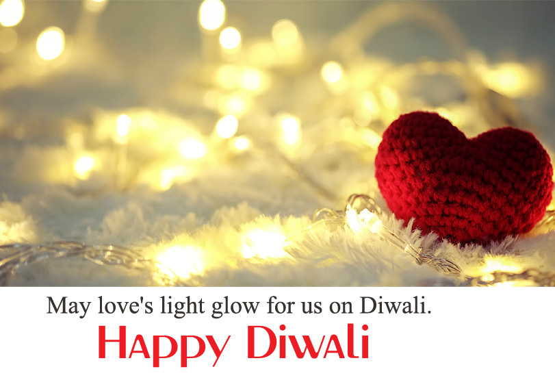 Happy Diwali Message For Lover