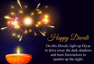 Happy Diwali Diya Quotes