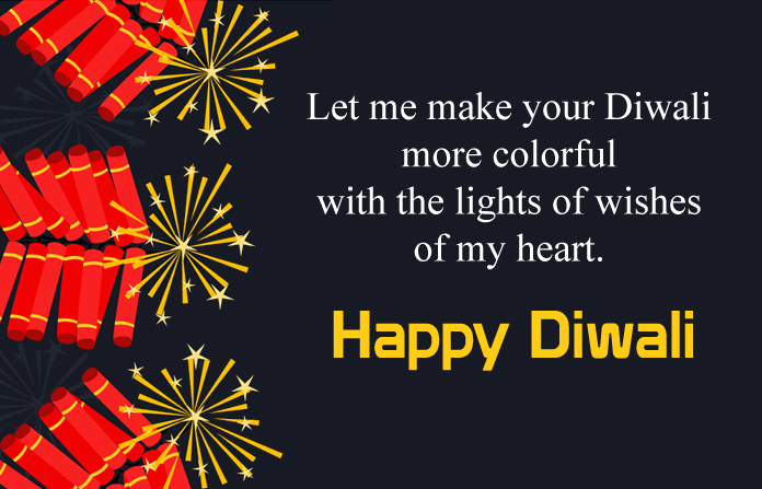 Short Deepavali Quotes for Friends and Family